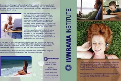 Immrama Institute Outside Brochure