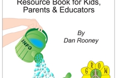 Kids Grow with Info Book Cover