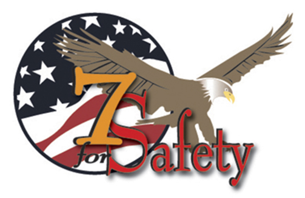 7 for Safety VA Logo