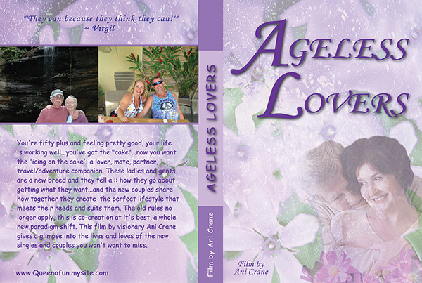Ageless Lovers CD Cover
