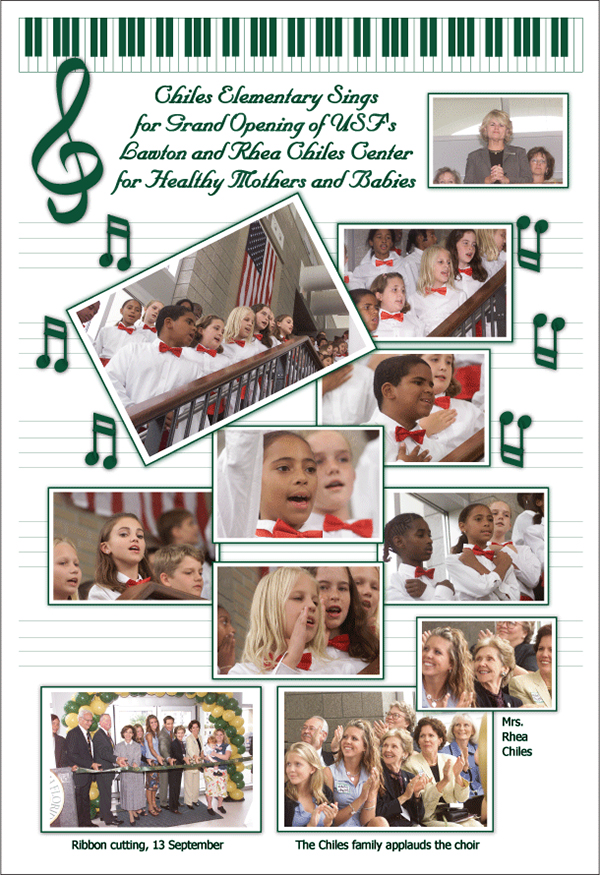 Chiles Elementary School Poster