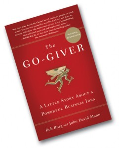 Go-Giver Book for WEB