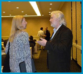 Gary Loper at Go-Giver Presentation