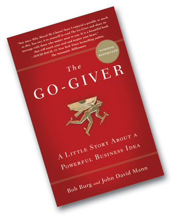 the go giver book report The go giver summary and analysis freebooknotes found 3 sites with book summaries or analysis of the go giver if there book report, or summary of the go giver.