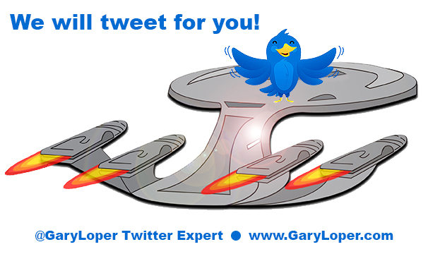 We Will Tweet for You