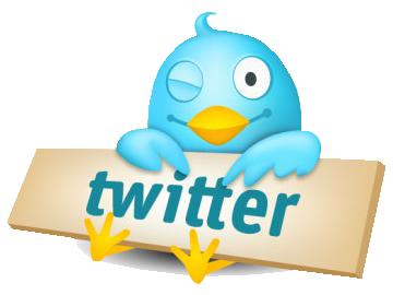 Twitterbird winking