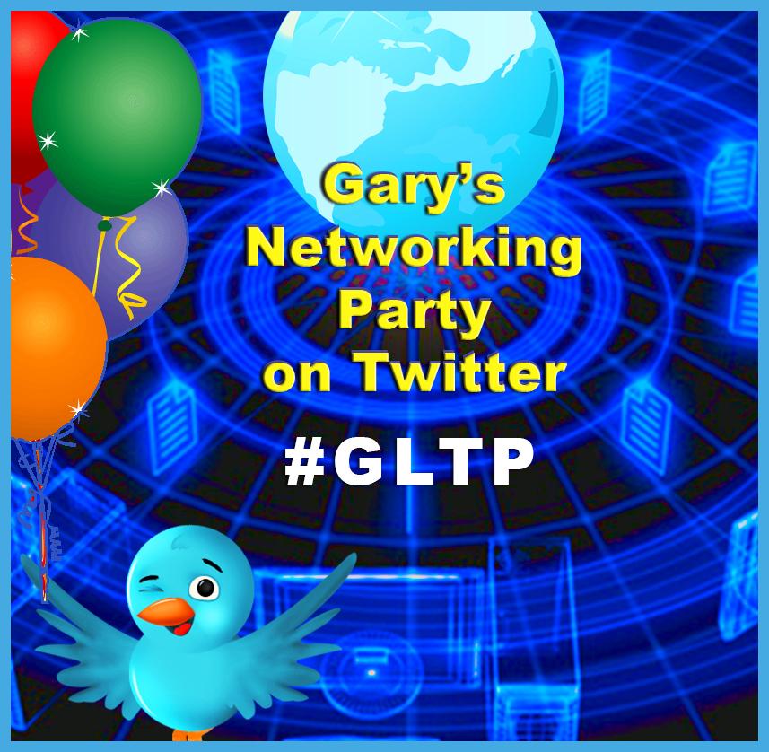 #GLTP Twitter Party