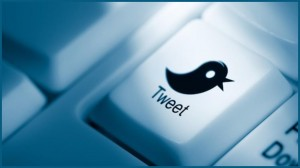 Gary Loper Life Business Social Media Coach Tweet on keyboard