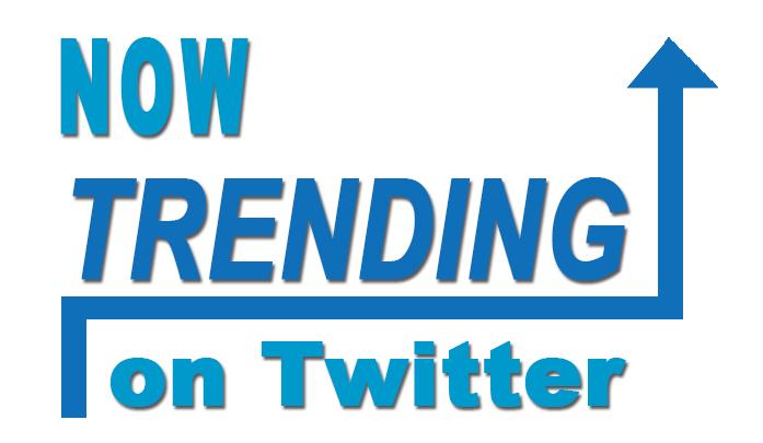 Now Trending on Twitter