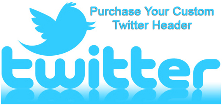 Purchase Your Custom Twitter Header