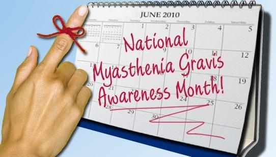 MG Awareness Month