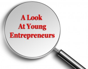A Look at Young Entrepreneurs Gary Loper