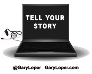 Tell Your Story Updated