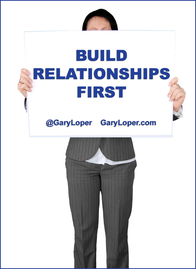 Build Relationships First updated