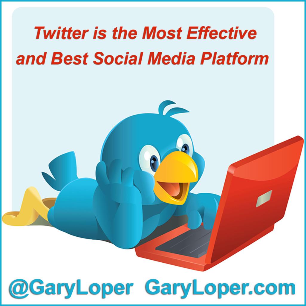 Twitter Best Platform