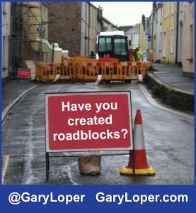 Roadblocks