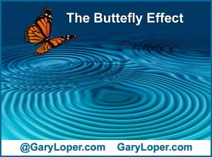 Butterfly Effect how it effects