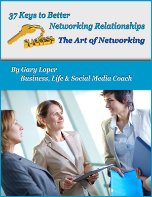 37 keys to networking cover for free eBook page