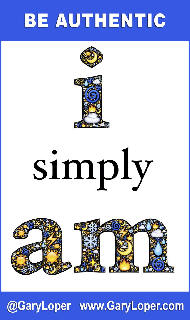 I SIMPLY AM