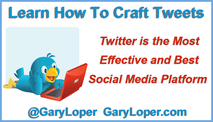 Learn How To Craft Tweets