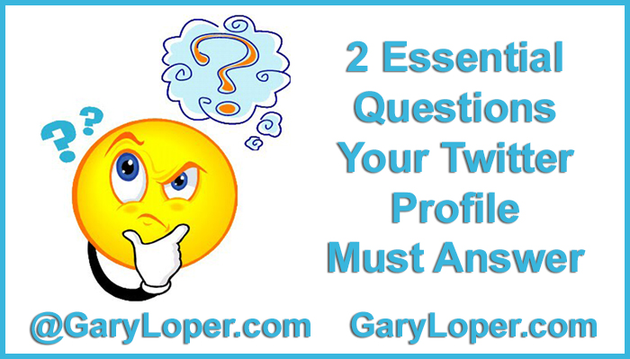 how to add a twitter business to your profile
