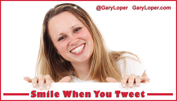 Smile When You Tweet